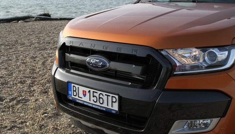 Test Ford Ranger