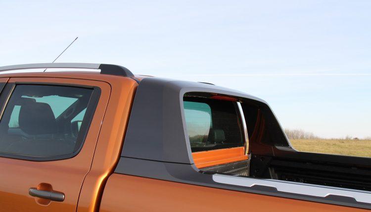 Test Ford Ranger