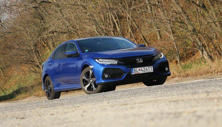 Test Honda Civic