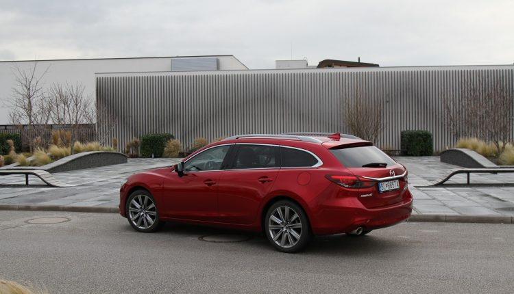 Test MAZDA6 Wagon