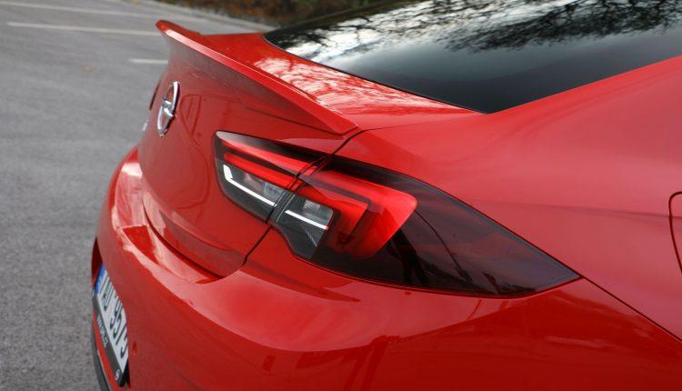 Test Opel Insignia GSi