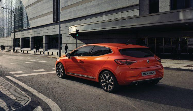 nový Renault Clio