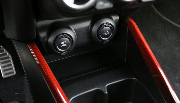 Test Suzuki Sport