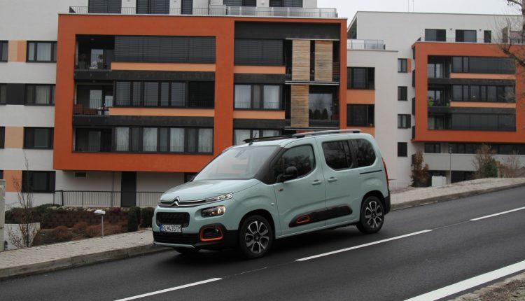 Test Citroën Berlingo 1.5 BlueHDi