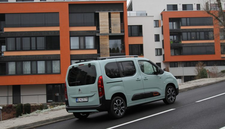 Test Citroën Berlingo 1.5 BlueHDi