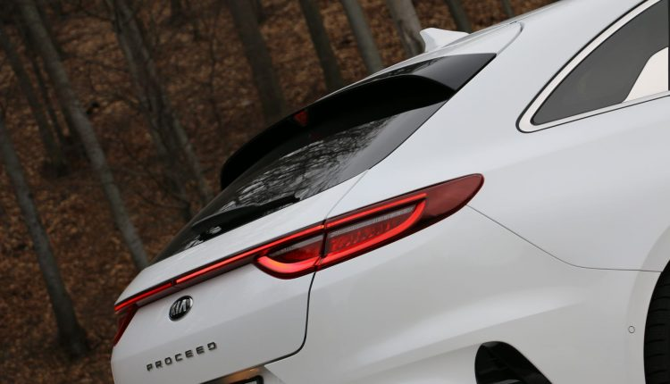 Test Kia ProCeed GT