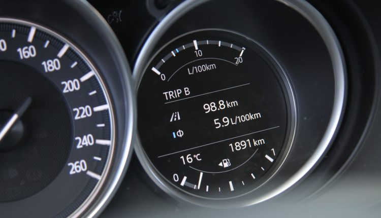 Test Mazda CX-5 2.2 Skyactiv D