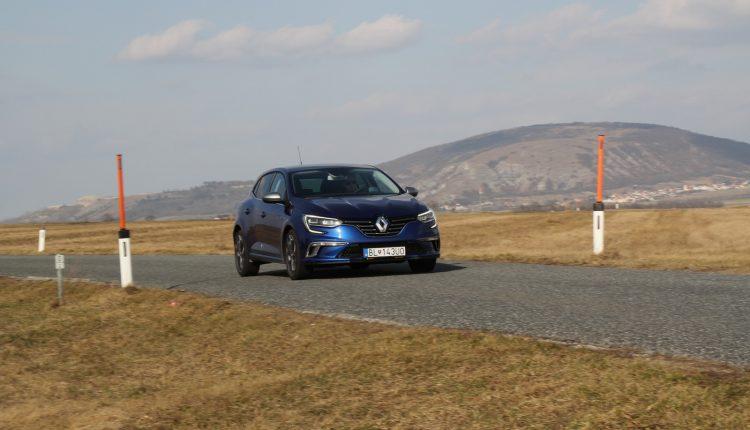 Test Renault Megane GT Line