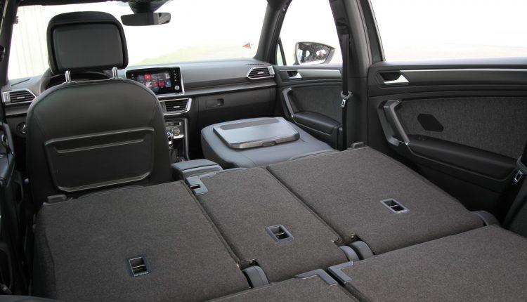 Test SEAT Tarraco
