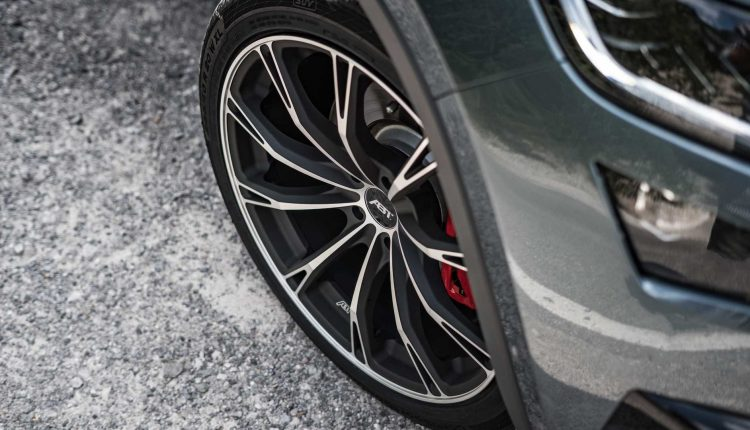 Škoda Kodiaq RS ABT