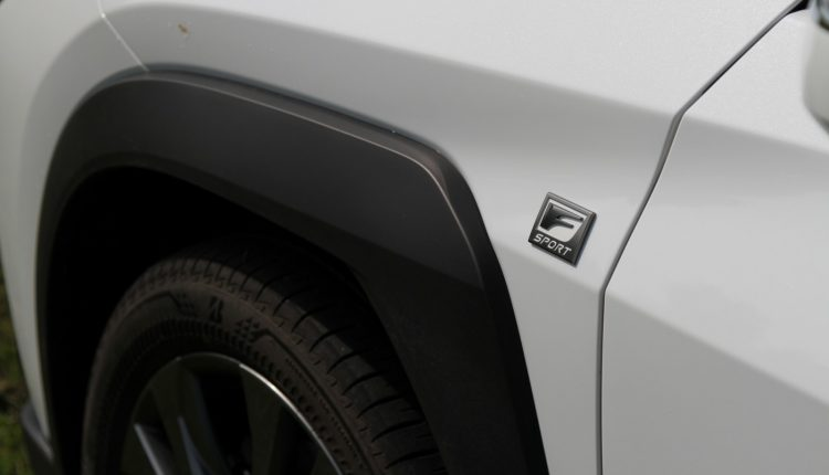 LEXUS UX 250h AWD F Sport Top
