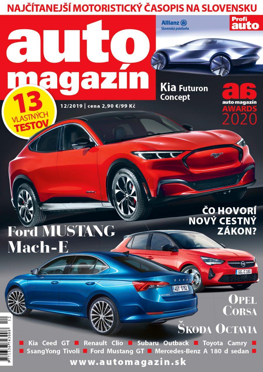 automagazin titulka – bočný panel