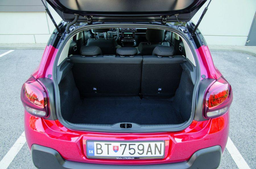 2020 Citroën C3 PureTech 85 5°MT Shine AM 021