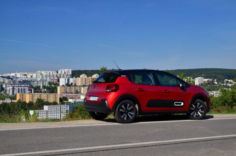 2020 Citroën C3 PureTech 85 5°MT Shine AM 04