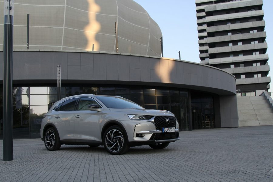 DS 7 Crossback E-Tense 4×4 0002