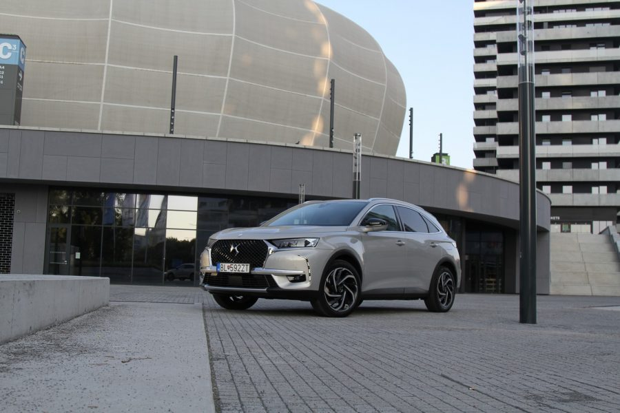 DS 7 Crossback E-Tense 4×4 0013