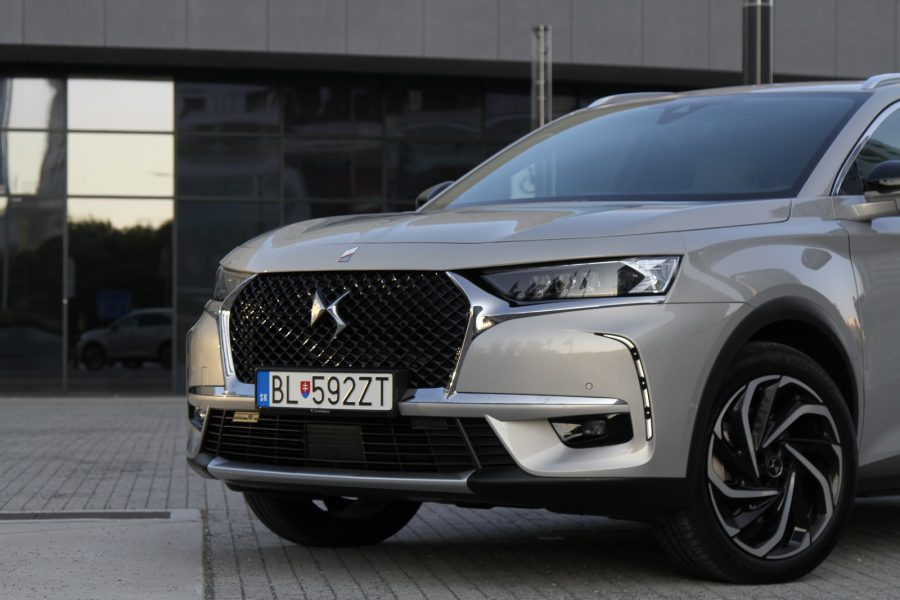 DS 7 Crossback E-Tense 4×4 0014