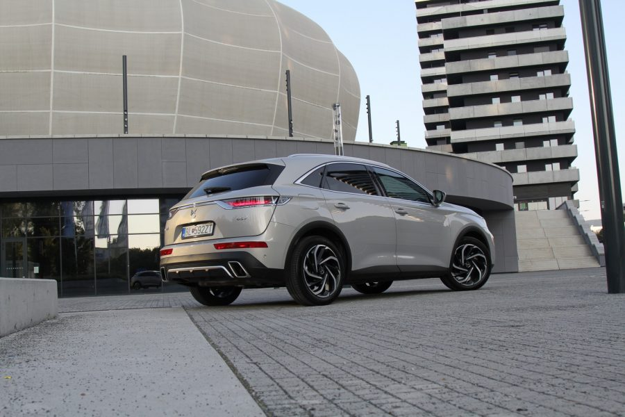 DS 7 Crossback E-Tense 4×4 0017