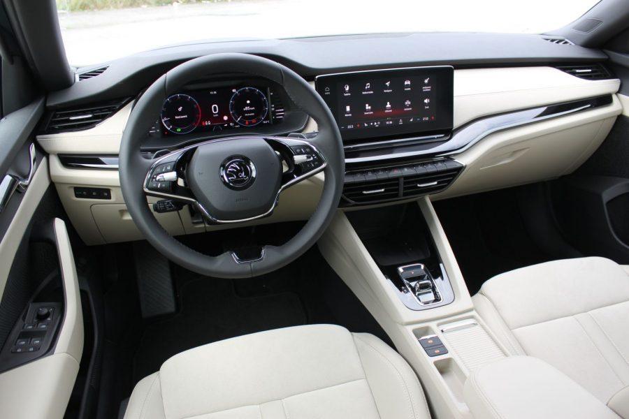 2020 Škoda Octavia e-TEC 1,0 TSi Style AM01