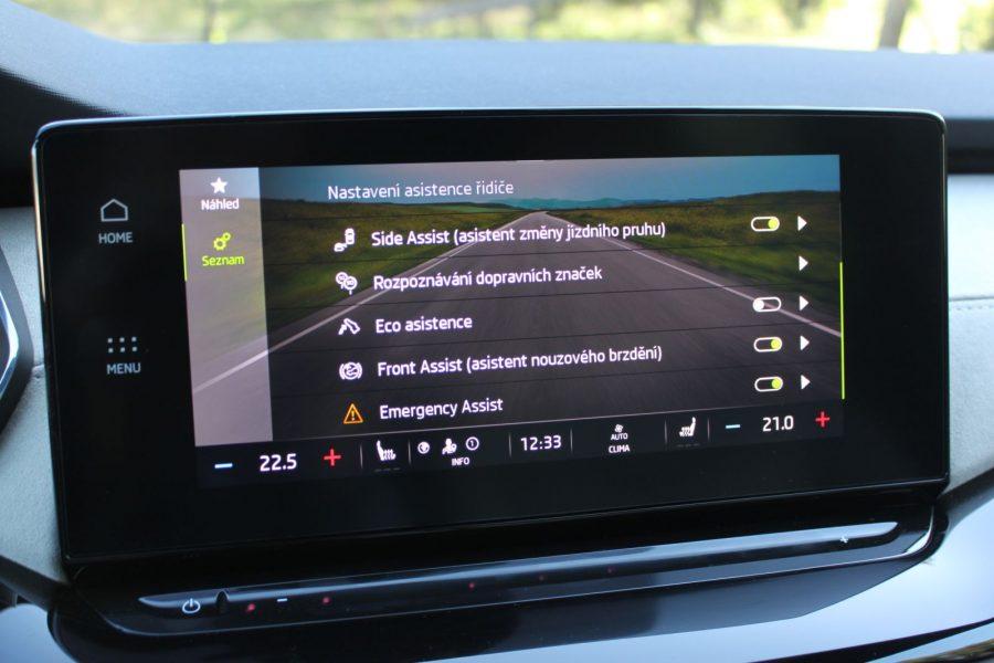 2020 Škoda Octavia e-TEC 1,0 TSi Style AM0108