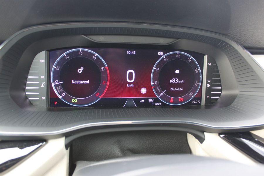 2020 Škoda Octavia e-TEC 1,0 TSi Style AM013