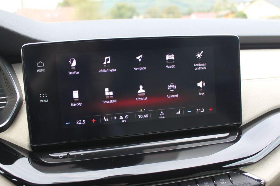 2020 Škoda Octavia e-TEC 1,0 TSi Style AM017