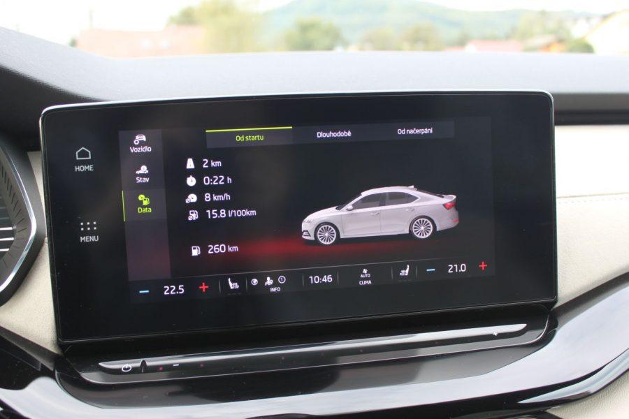 2020 Škoda Octavia e-TEC 1,0 TSi Style AM018