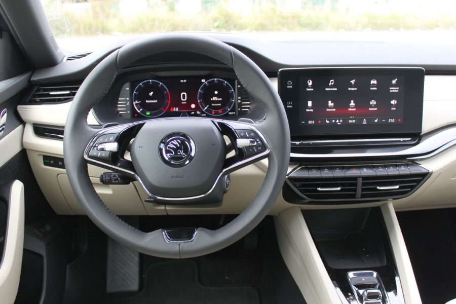 2020 Škoda Octavia e-TEC 1,0 TSi Style AM02