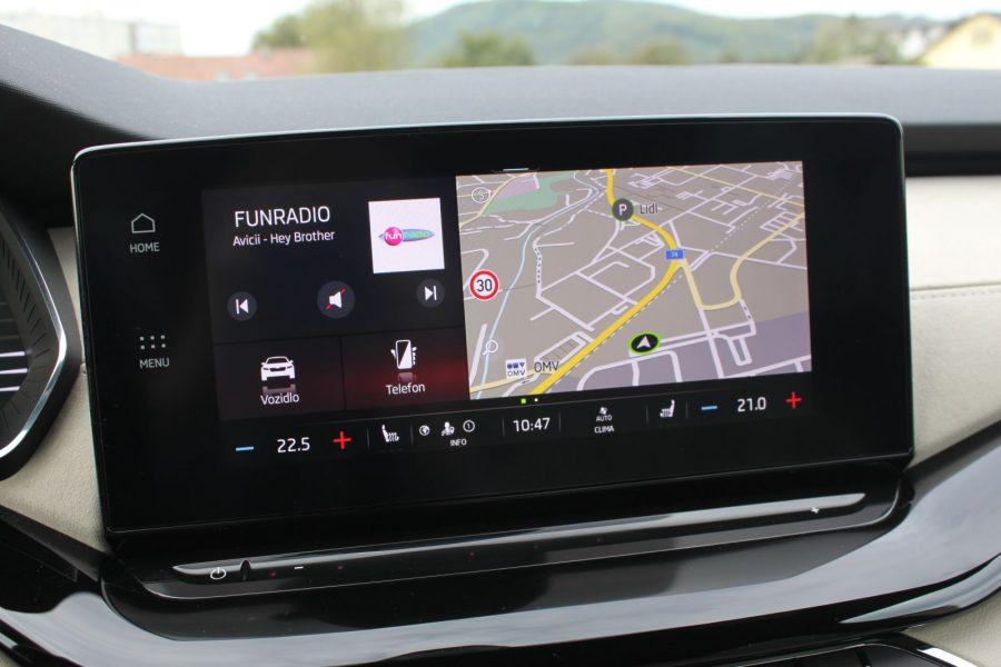 2020 Škoda Octavia e-TEC 1,0 TSi Style AM022
