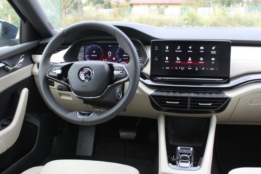 2020 Škoda Octavia e-TEC 1,0 TSi Style AM03