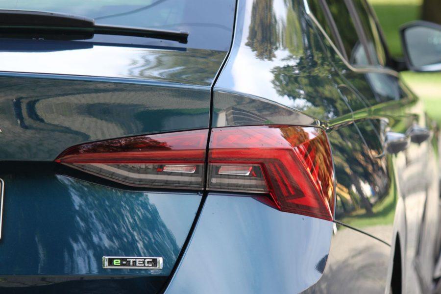 2020 Škoda Octavia e-TEC 1,0 TSi Style AM066