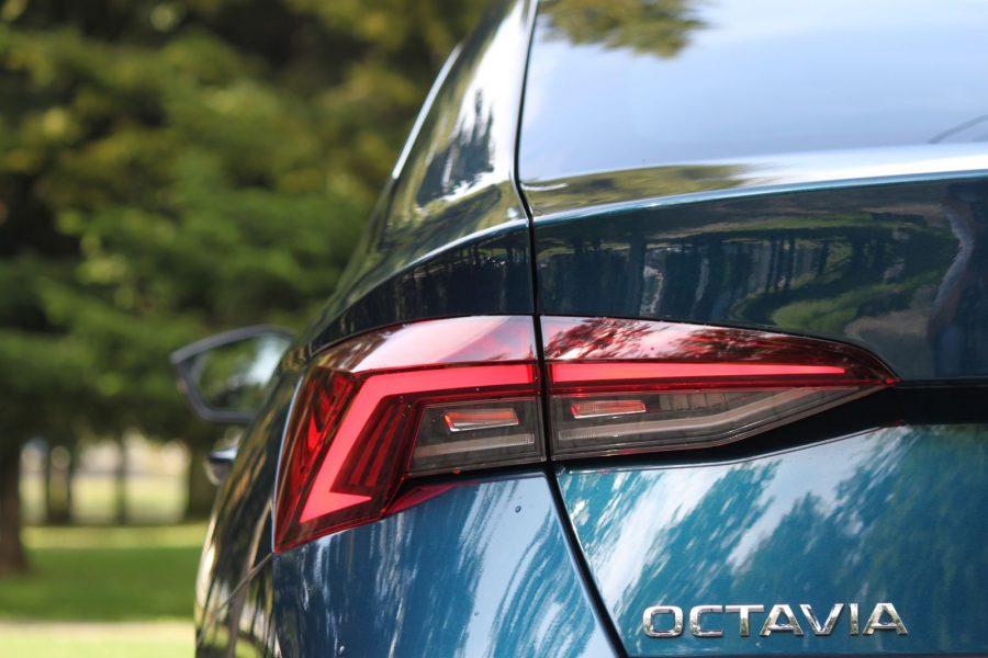 2020 Škoda Octavia e-TEC 1,0 TSi Style AM069