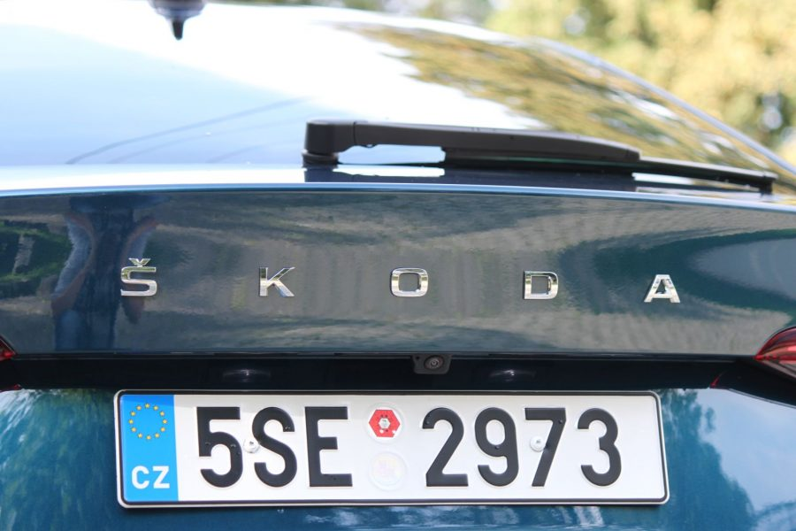 2020 Škoda Octavia e-TEC 1,0 TSi Style AM070