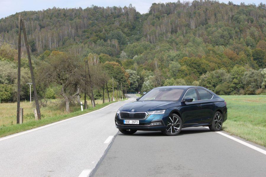 2020 Škoda Octavia e-TEC 1,0 TSi Style AM081