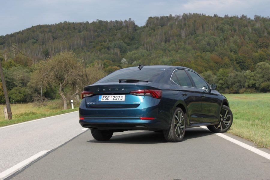 2020 Škoda Octavia e-TEC 1,0 TSi Style AM085
