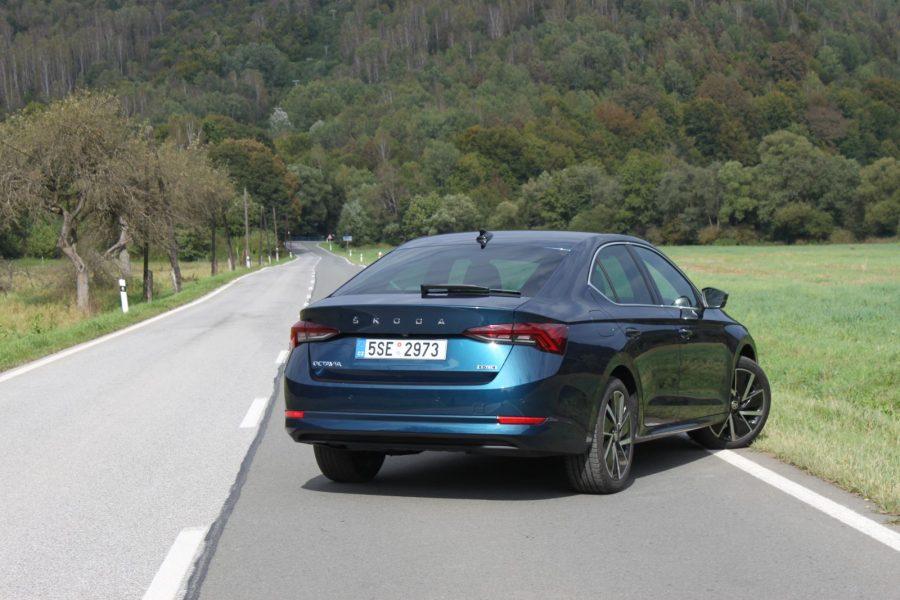 2020 Škoda Octavia e-TEC 1,0 TSi Style AM086