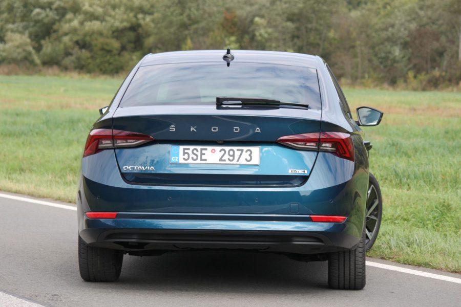 2020 Škoda Octavia e-TEC 1,0 TSi Style AM090