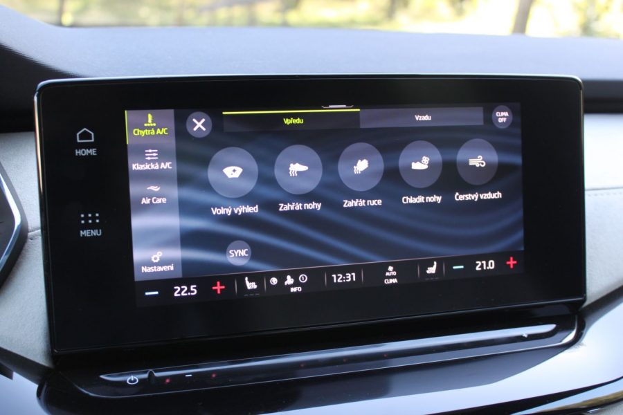 2020 Škoda Octavia e-TEC 1,0 TSi Style AM096