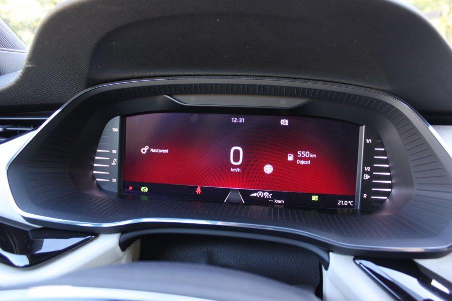 2020 Škoda Octavia e-TEC 1,0 TSi Style AM097