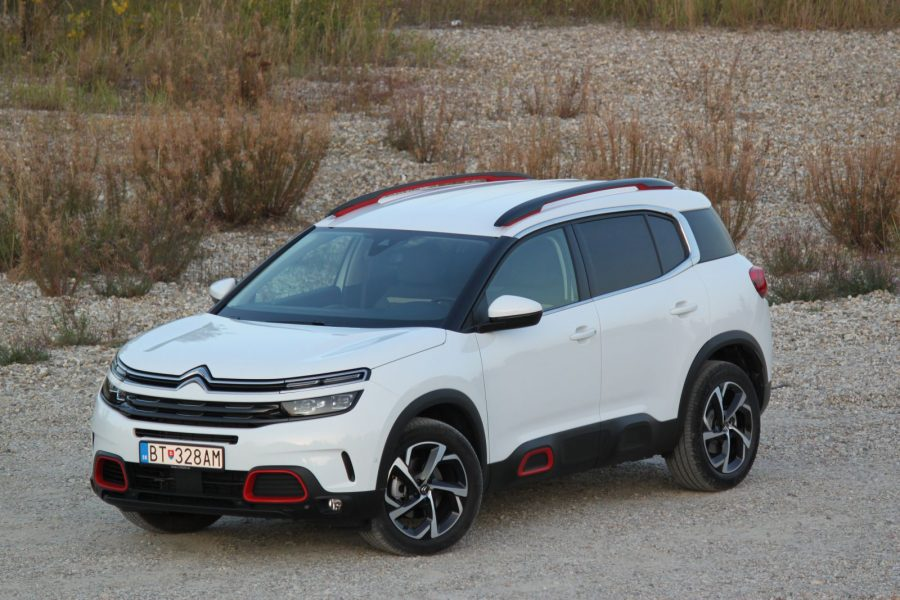 2020 Citroen C5 Aircross 2,0 Bluehdi Am 017