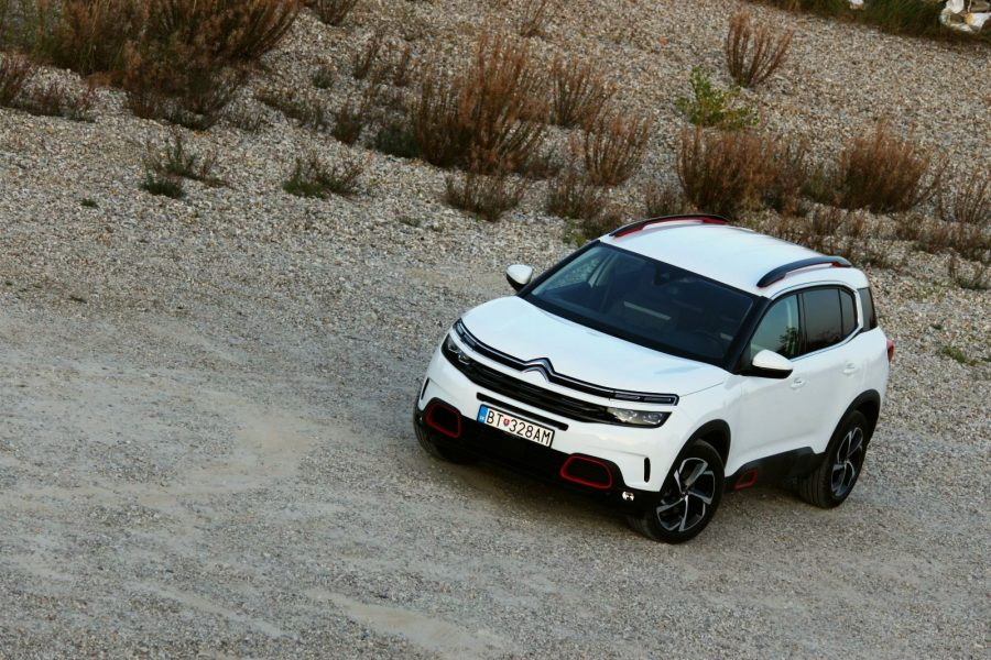 2020 Citroen C5 Aircross 2,0 Bluehdi Am 021