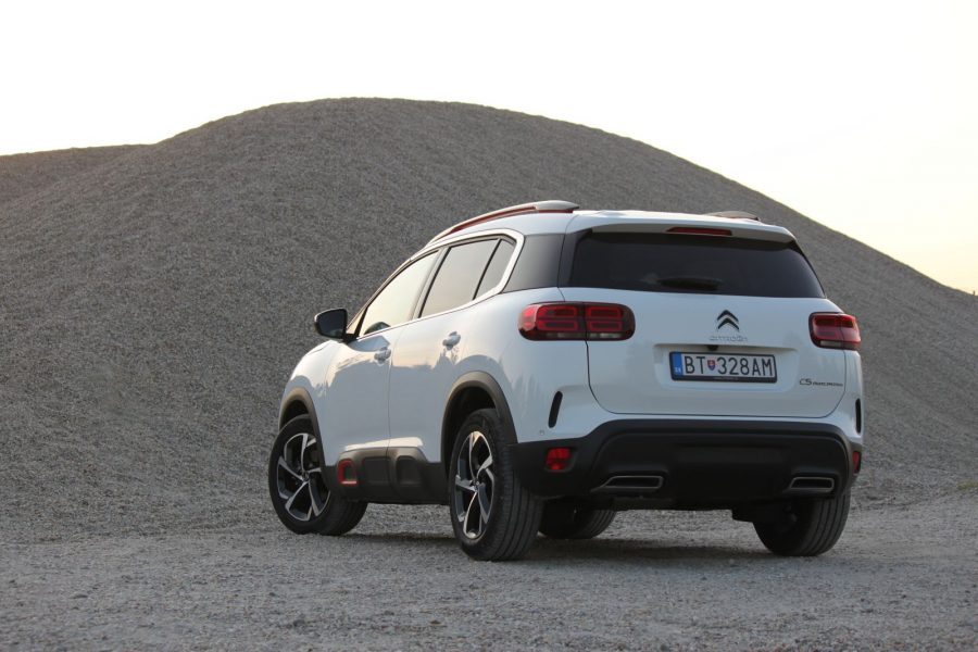 2020 Citroen C5 Aircross 2,0 Bluehdi Am 030