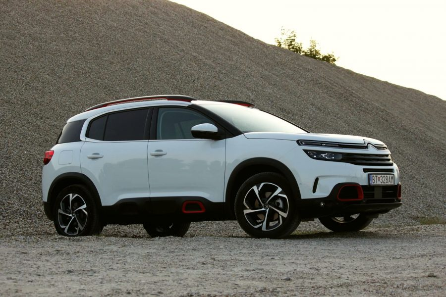 2020 Citroen C5 Aircross 2,0 Bluehdi Am 033