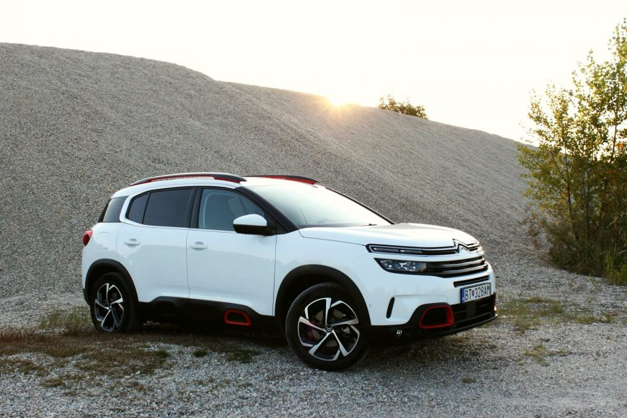2020 Citroen C5 Aircross 2,0 Bluehdi Am 037
