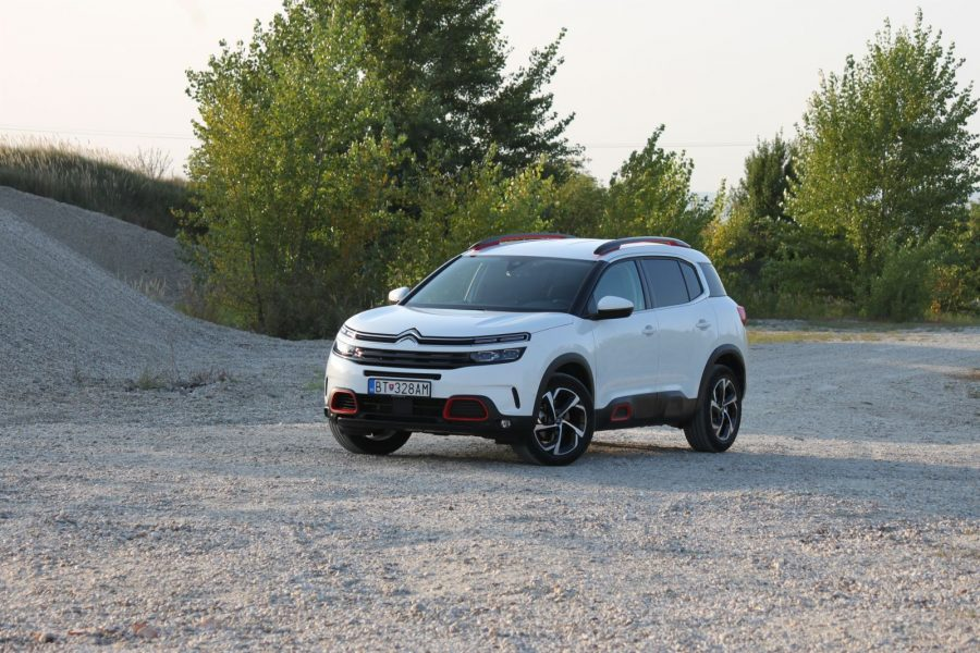 2020 Citroen C5 Aircross 2,0 Bluehdi Am 042