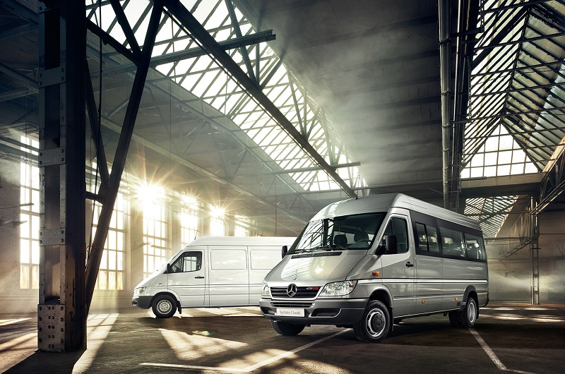 2020 Mercedes Benz Sprinter Classic AM03