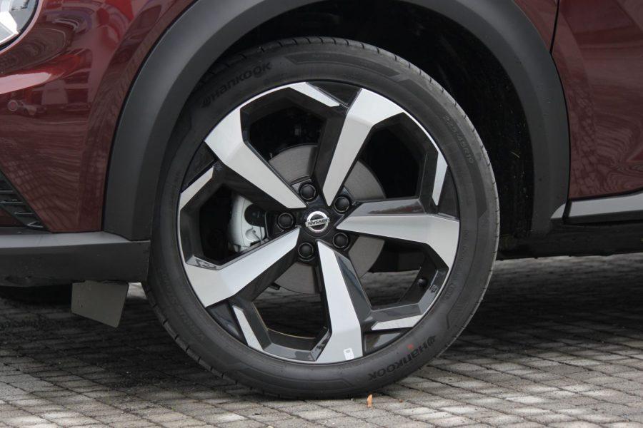 2020 Nissan Juke Tekna 1,0 DIG-T 117 k AM 0154