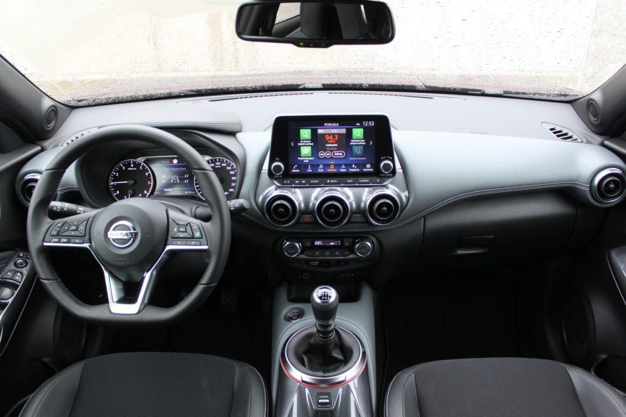 2020 Nissan Juke Tekna 1,0 DIG-T 117 k AM 0318