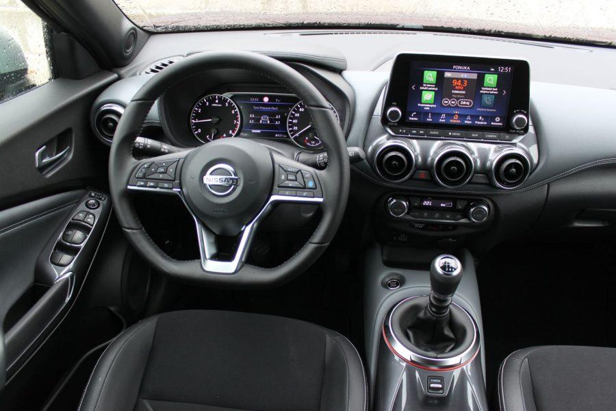 2020 Nissan Juke Tekna 1,0 DIG-T 117 k AM 0324
