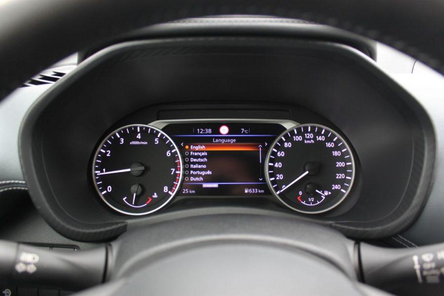 2020 Nissan Juke Tekna 1,0 DIG-T 117 k AM 0352